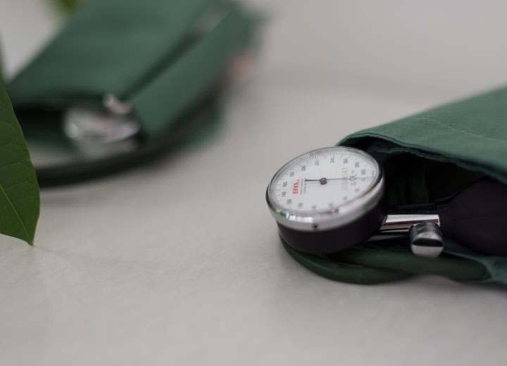 HAZ Aubing Blutdruckmanschette
